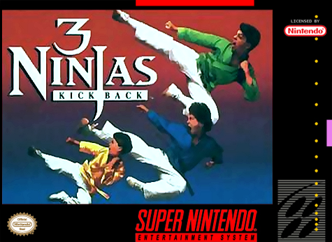 3-ninjas-kick-back Cover