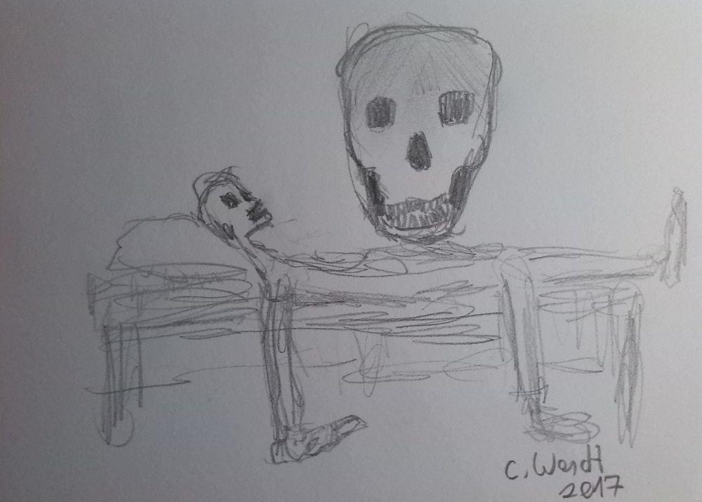Der Tote im Knast