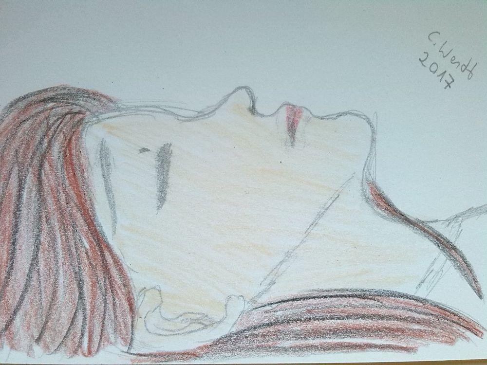 Schlafende Schönheit
