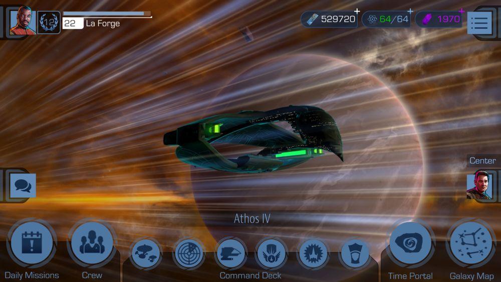 Star Trek Timelines Schiffe