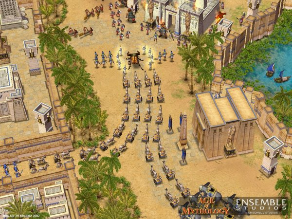 Age of Mythology Screenshot