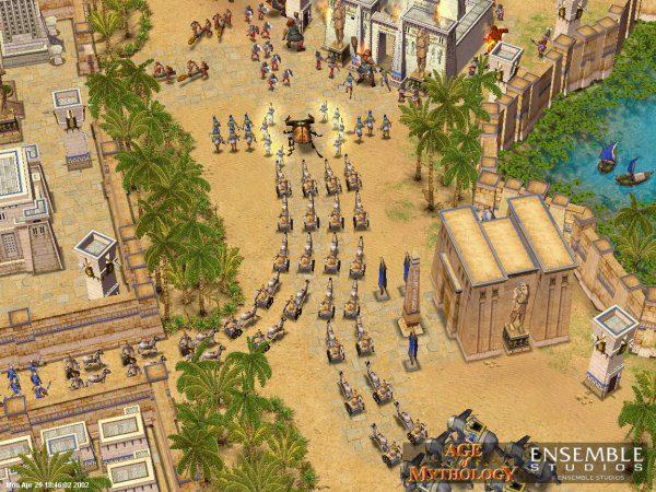 Age of Mythology Screenshot