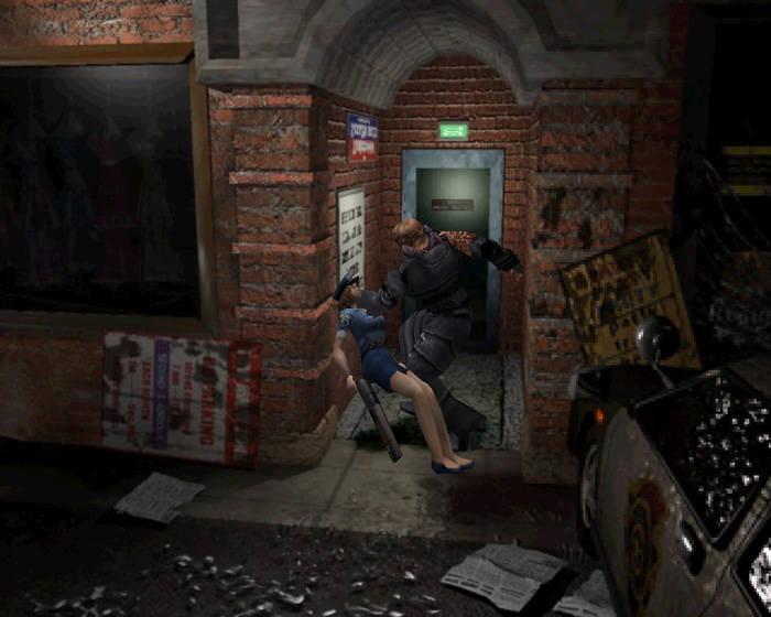 Resident Evil Nemesis Screenshot2
