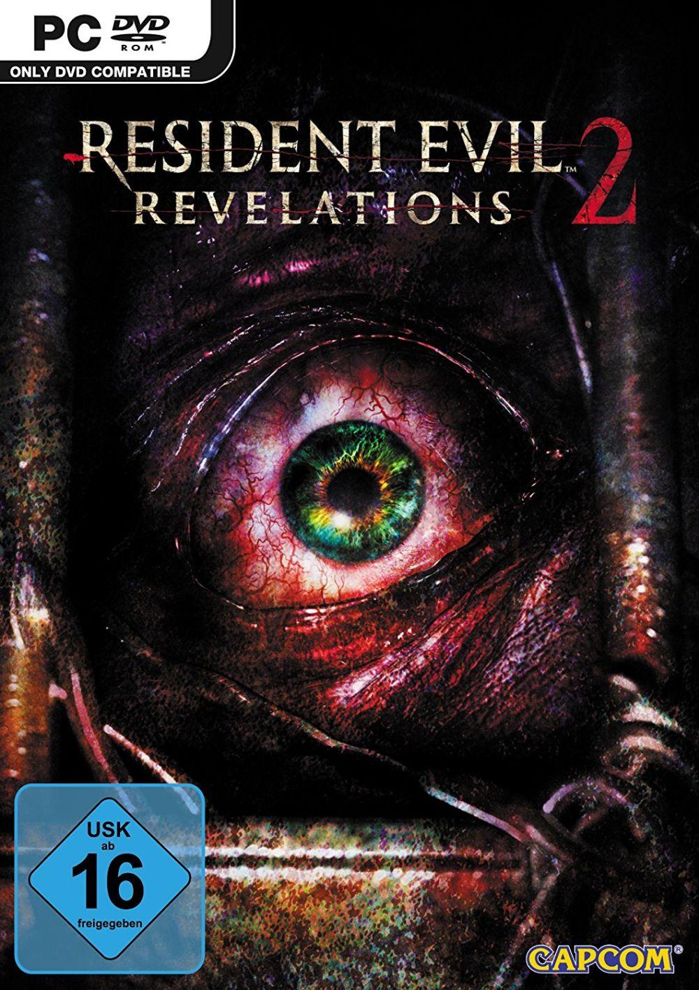 Resident Evil Revelations 2 C