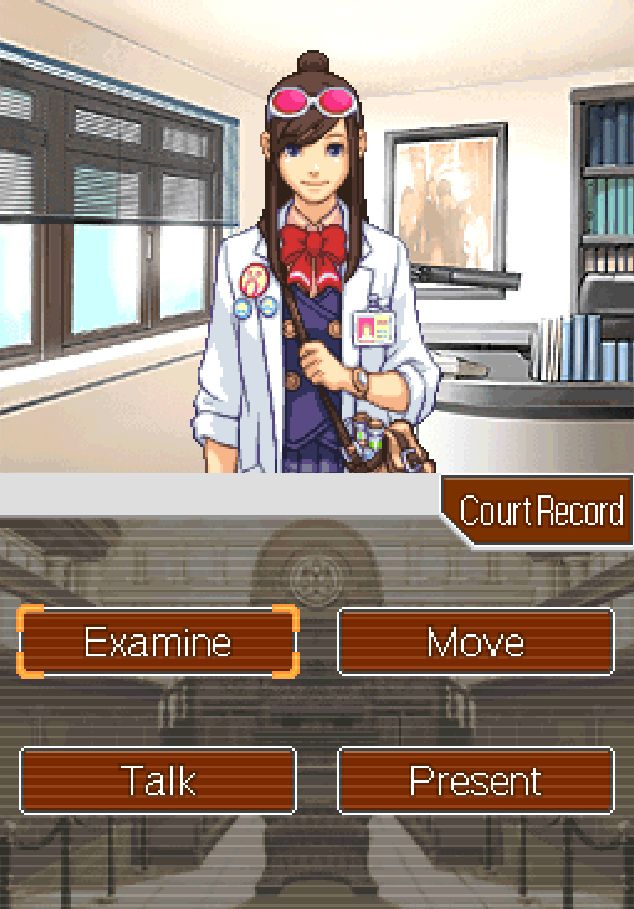 Ace Attorney - Rise of Phoenix Screenshot2