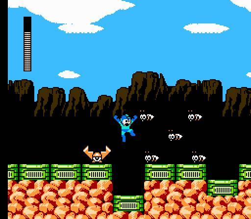 Mega Man 3 Screenshot 2