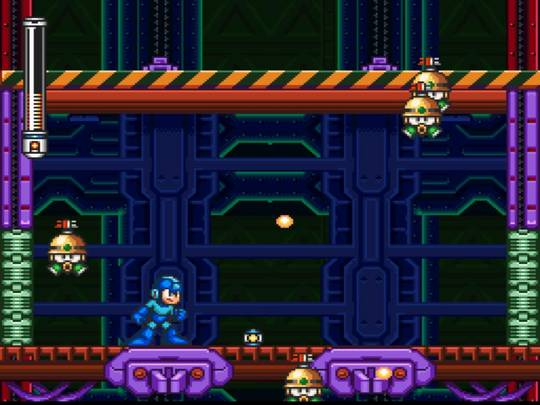 Mega Man 7 Screenshot2