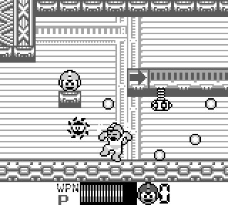 Mega Man - Dr. Wily's Rache Screenshot2