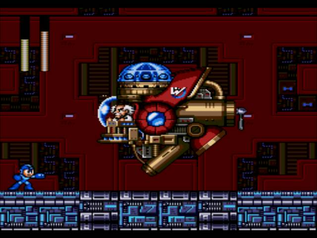 Mega Man - The Wily Wars Screenshot1