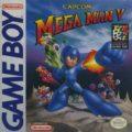 Mega Man V Cover