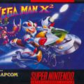 Mega Man X2 Cover SNES