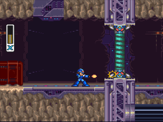 Mega Man X2 Screenshot2