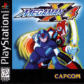 Mega Man X4 Cover