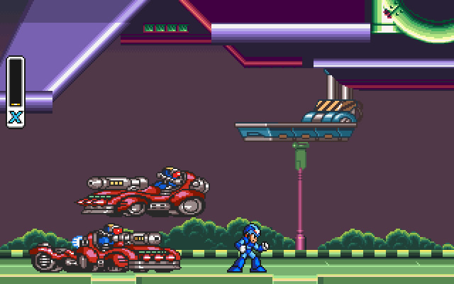 Mega Man X Screenshot2