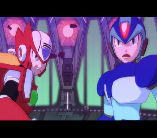 Mega Man X7 Screenshot3