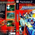 Mega Man X8 Cover