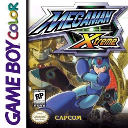 MegaManXtreme Cover