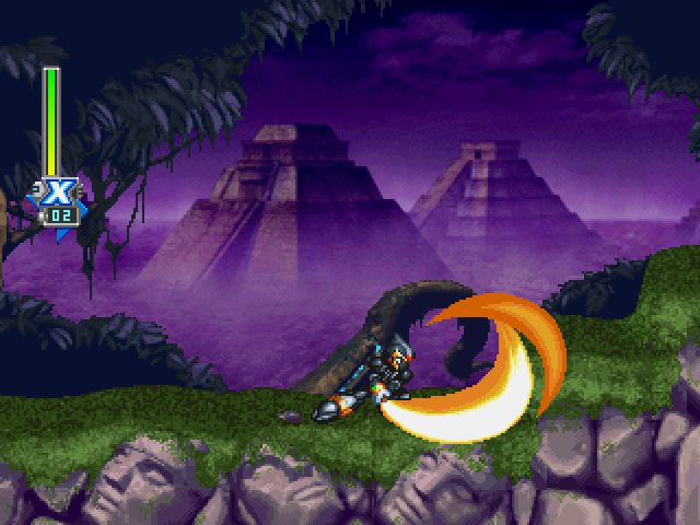 MegaMan X6 Screenshot2