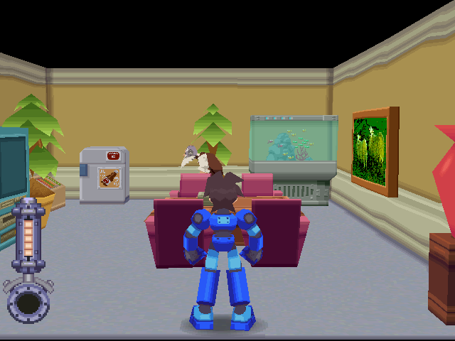 Mega Man Legends Screenshot