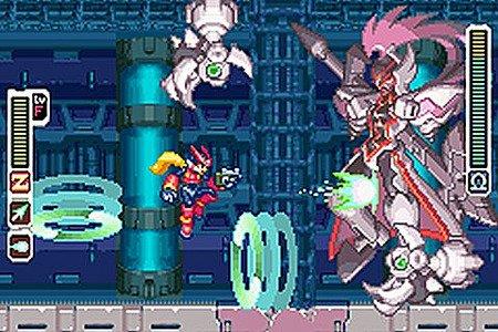 Mega Man Zero Collection Screenshot1