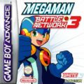 Mega Man Battle Network 3 White