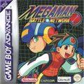 Mega Man Battle Network Cover