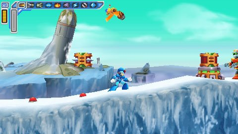 Mega Man - Maverick Hunter X Screenshot 1