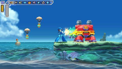 Mega Man - Maverick Hunter X Screenshot 3