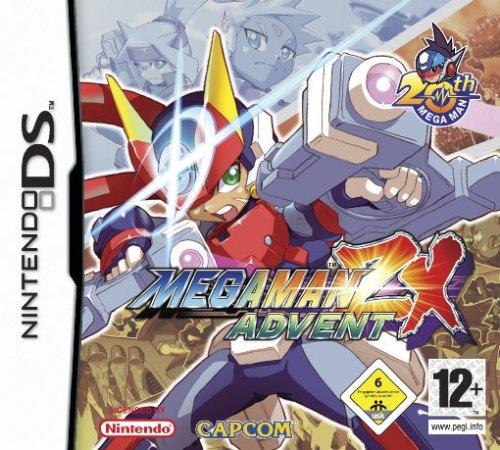Mega Man ZX Advent Cover