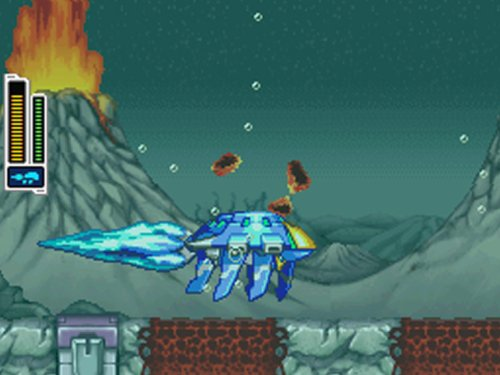 Mega Man ZX Advent Screenshot2
