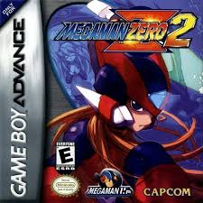Mega Man Zero 2 Cover