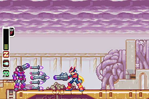 Mega Man Zero Screenshot3