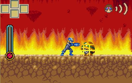 Rockman EXE WS Screenshot 2