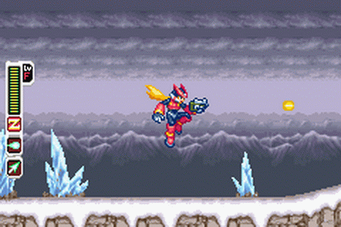 Mega Man Zero 3 Screenshot
