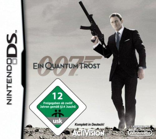007 - Ein Quantum Trost DS Cover