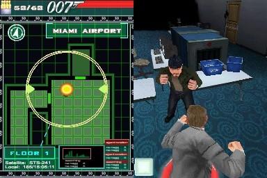 007 - Ein Quantum Trost DS Screenshot2
