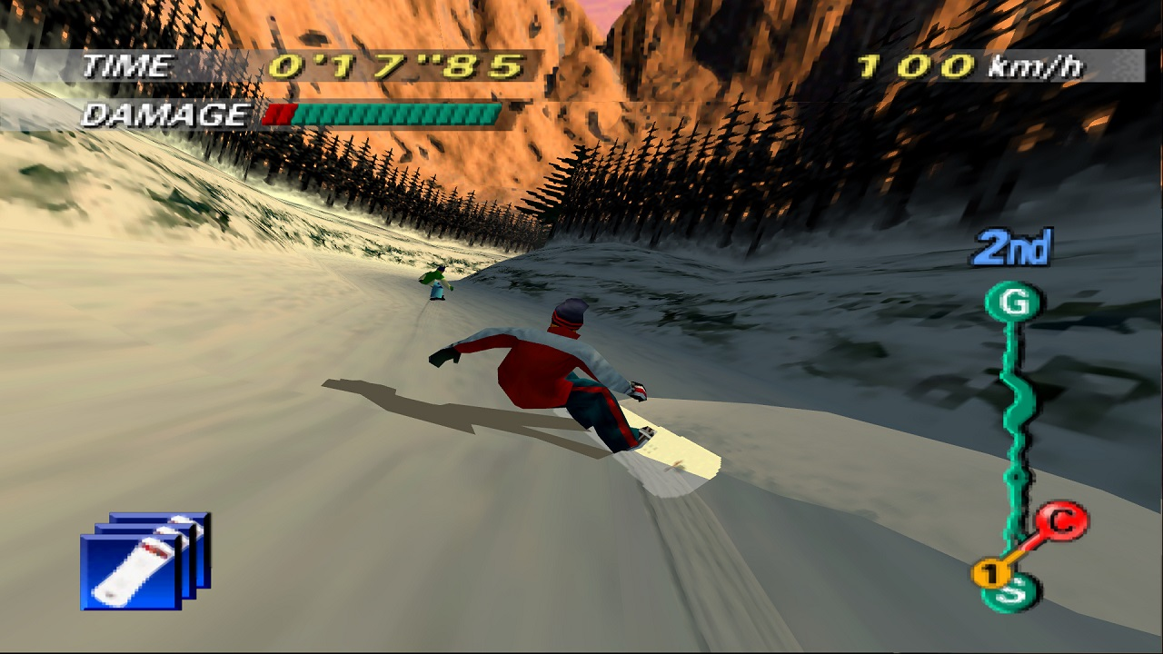 1080° Snowboarding Screenshot2