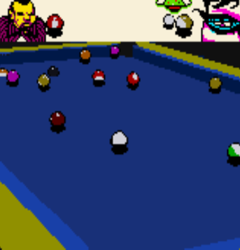 3D Pocket Pool Screenshot