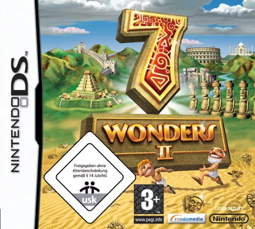 7 Wonders II Cover