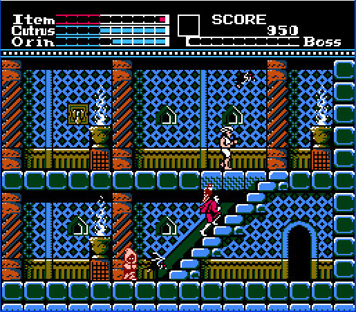 8 Eyes NES Screenshot1