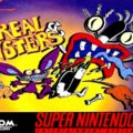 Aahh Real!!! Monsters Cover