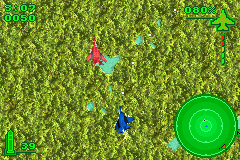 Ace Combat - Game Boy Advance Screenshot2