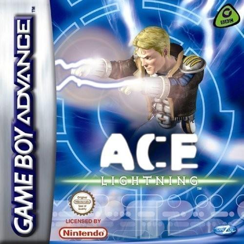 Ace Lightning - Game Boy Advance - Cover