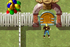 Ace Lightning - Game Boy Advance - Screenshot2