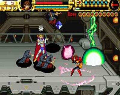 Advance Guardian Heroes Screenshot2 Game Boy Advance