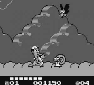 Adventure Island 2 Screenshot