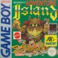 Adventure Island - Game Boy Cover