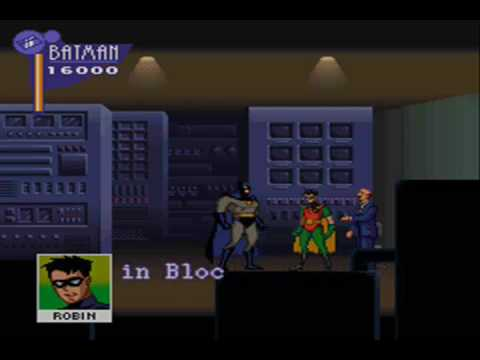 Adventures of Batman & Robin Screenshot