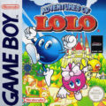 Adventures of Lolo - Game Boy Cover