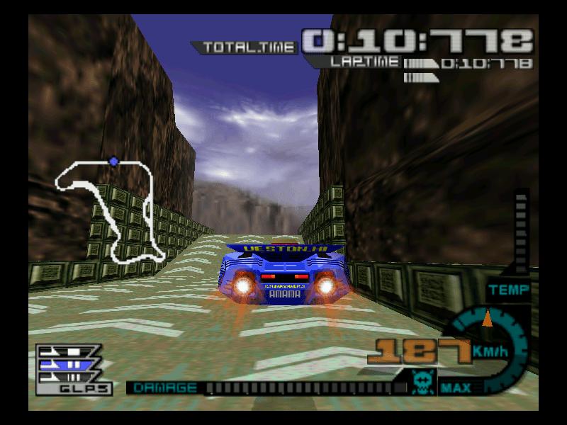 Aero Gauge Screenshot